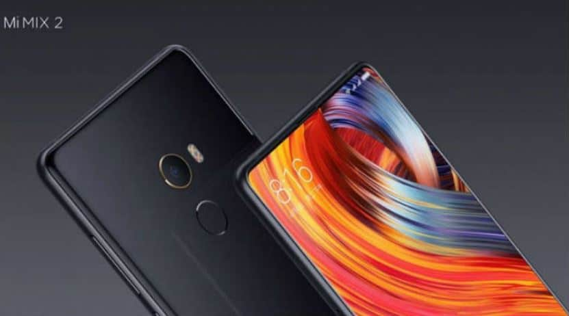 xiaomi mi mix 2S performances