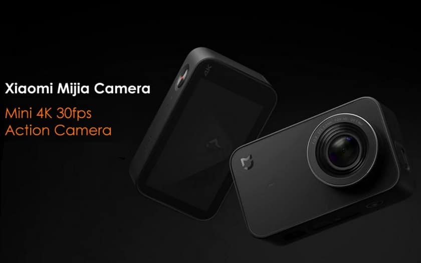 xiaomi mijia camera action 4k