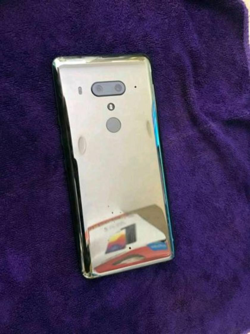 HTC U12 Plus design