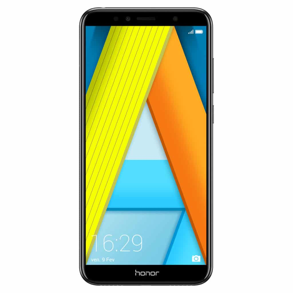 honor 7a noir