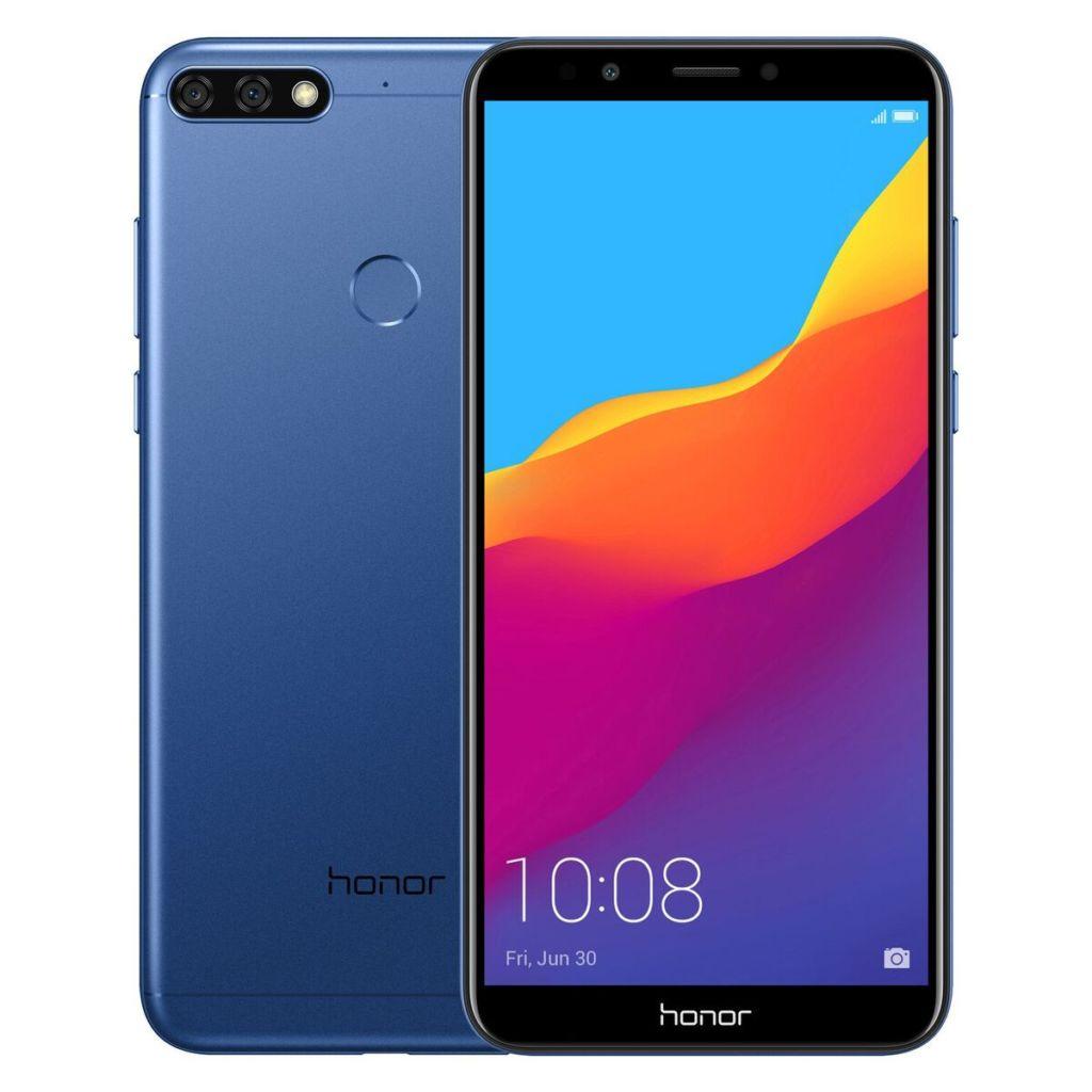 honor 7c bleu