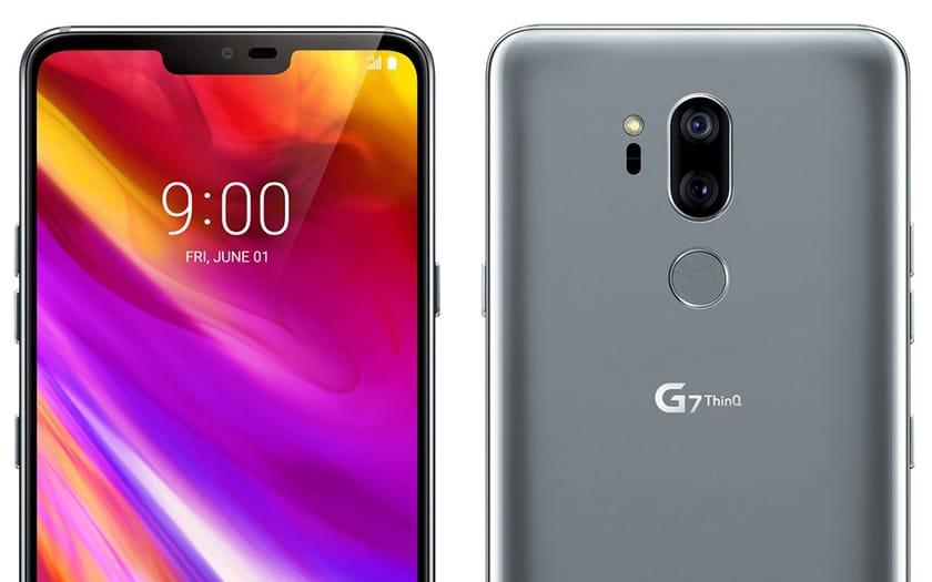 LG G7 thinq Q