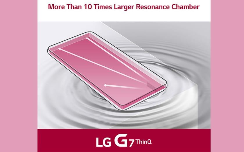 Fuite : Le LG G7 ThinQ se découvre sous tous les angles