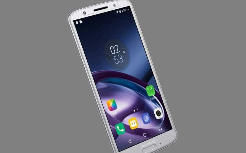Moto G6 G6 Plus G6 Play presentation officielle