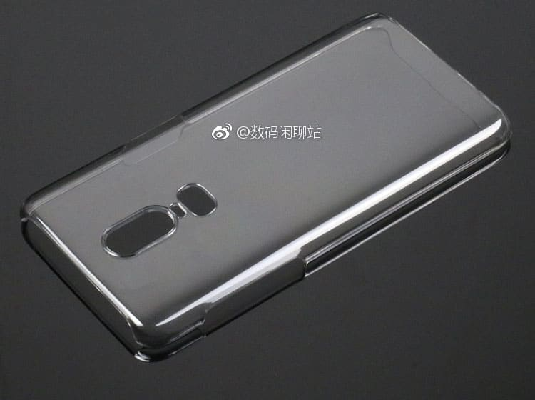 OnePlus 6 coque