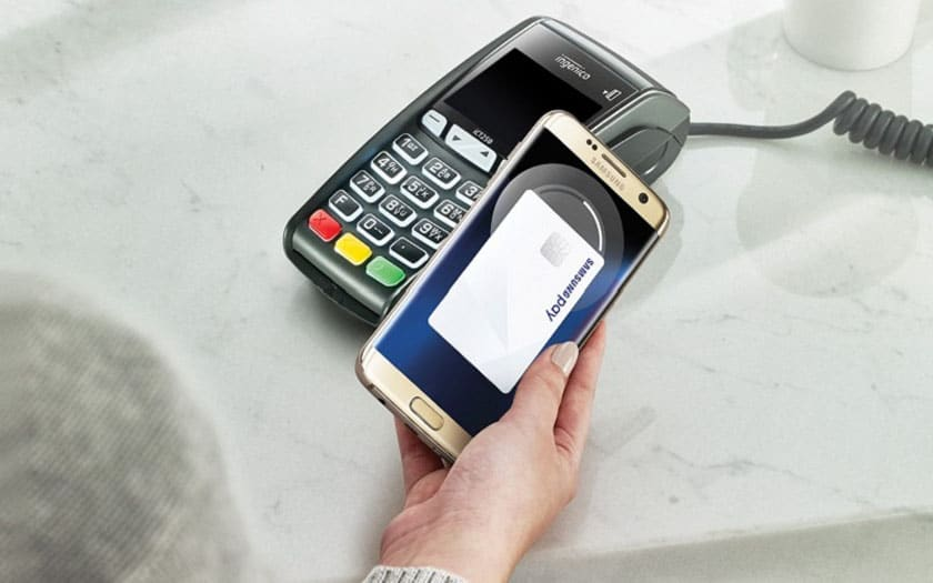 Samsung Pay paypal
