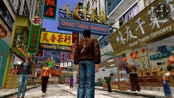 Shenmue remaster