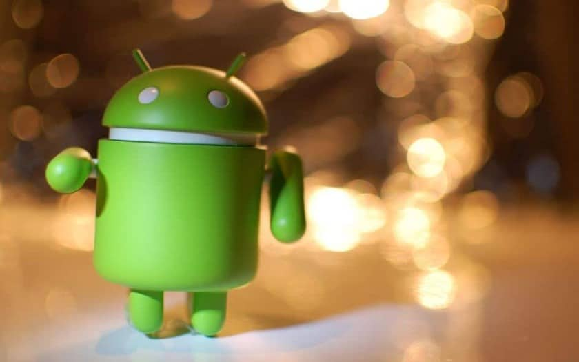 android p gestes iphone x