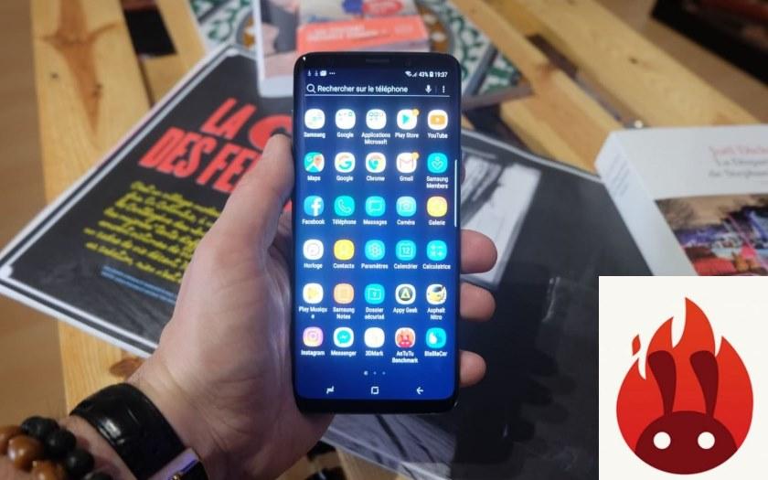 antutu top 10 smartphones puissants mars 2018