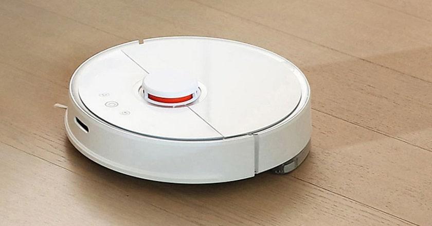 aspirateur robot xiaomi roborock s50