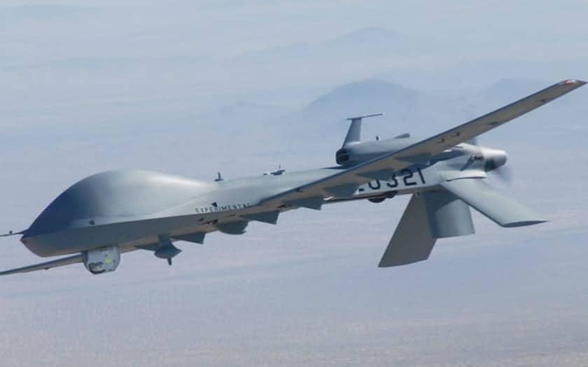 drone qui peut tuer