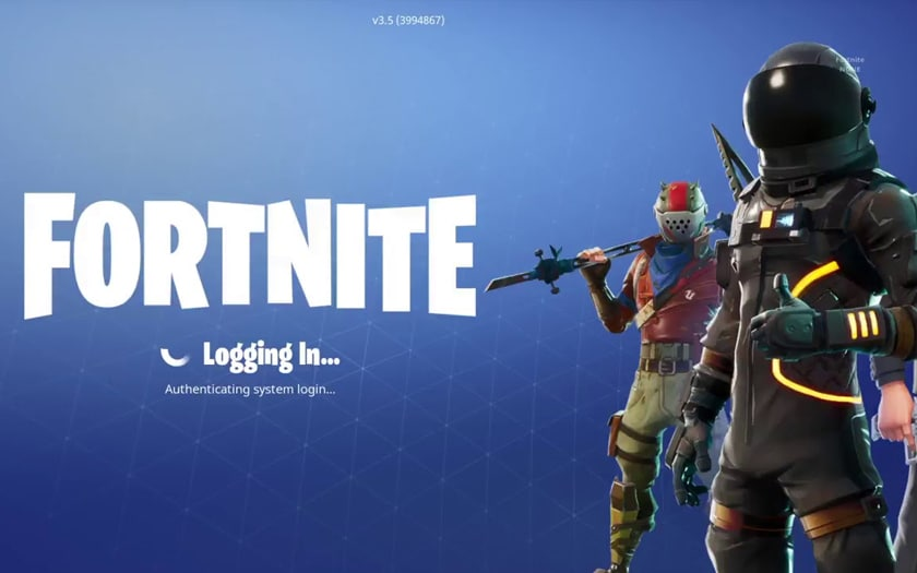 Serveur Fortnite En Maintenance