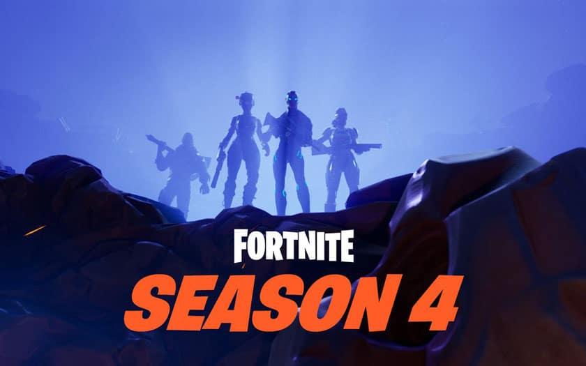fortnite saison 4