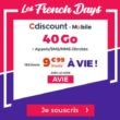 french days forfait cdiscount