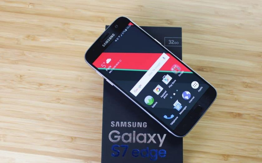 Calendrier Samsung S7.Galaxy S7 Et S7 Edge Mise A Jour Android Oreo Disponible A