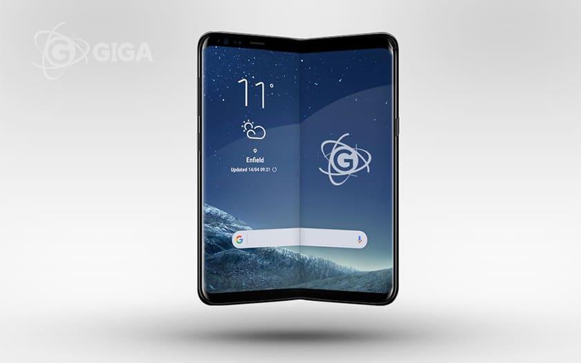 galaxy X samsung design