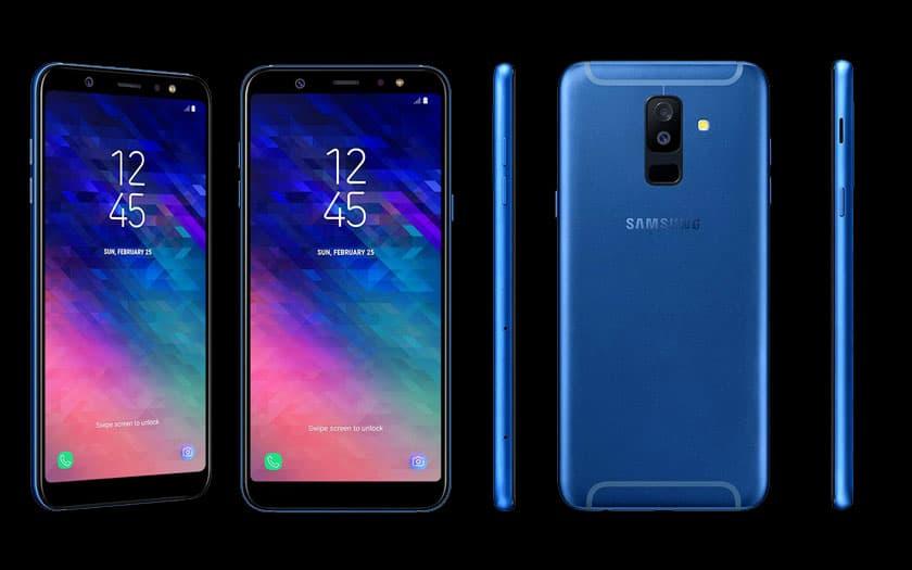 galaxy a6 design