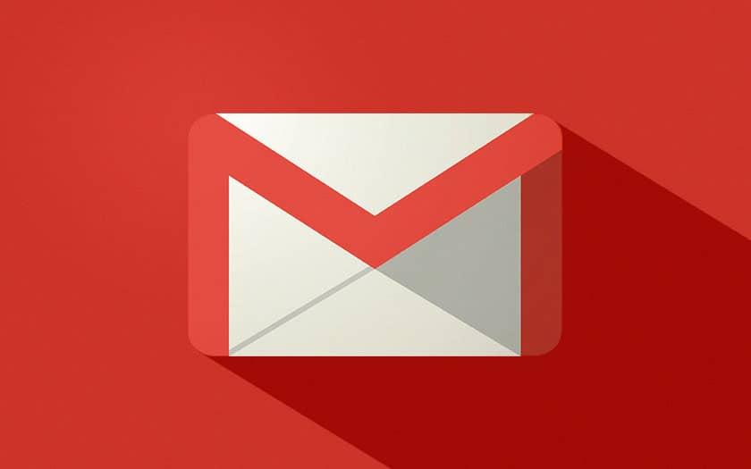 gmail interface