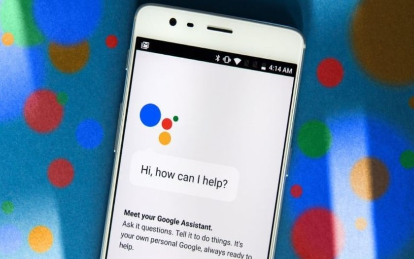 google assistant payer france