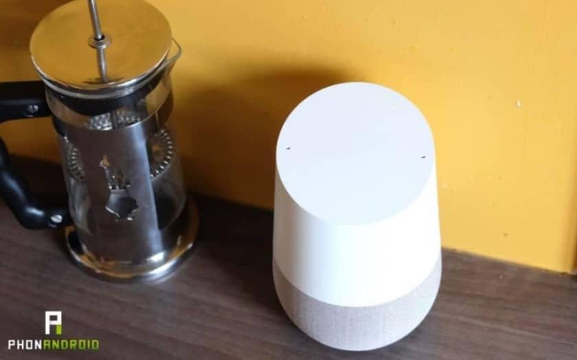 google home netflix google perdus dans espace