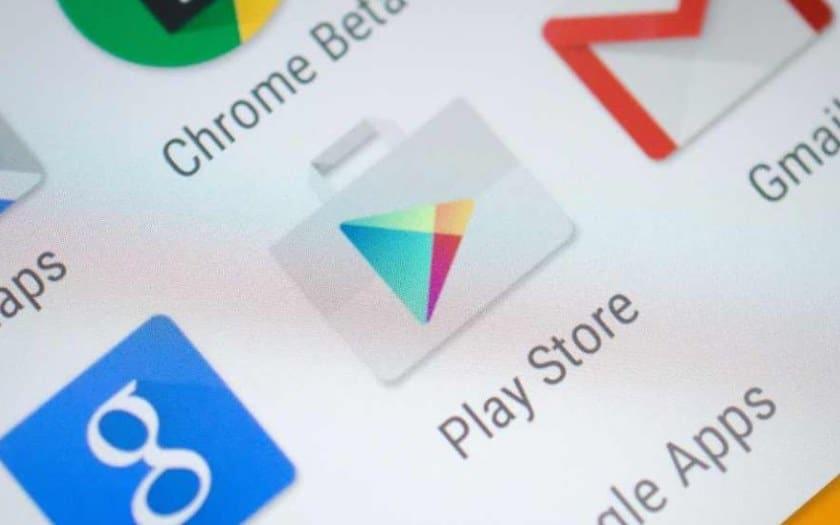 google play store appareils pouvant utiliser
