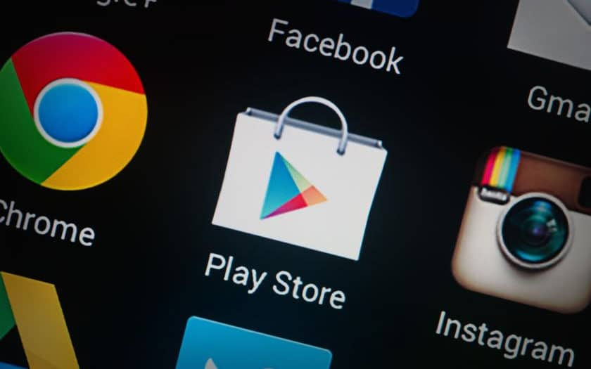 google play store avis change