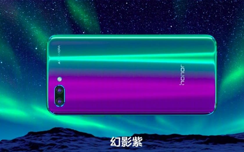 honor 10 officiel