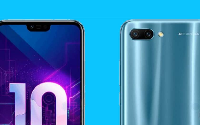 honor 10 photo design