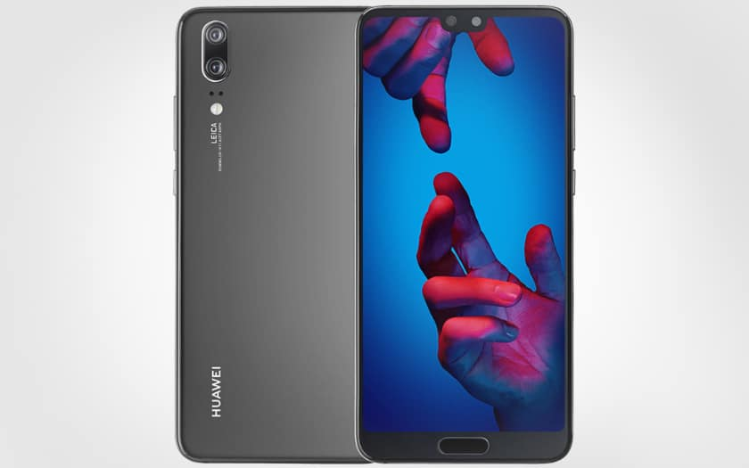 French Days Huawei : le smartphone P20 128 Go est à 479 € chez Bouygues Telecom