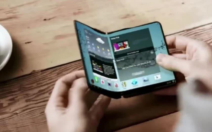 huawei smartphone ecran pliable novembre 2018