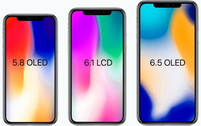iPhone X 2018 pourrait coûter seulement 550 Dollars