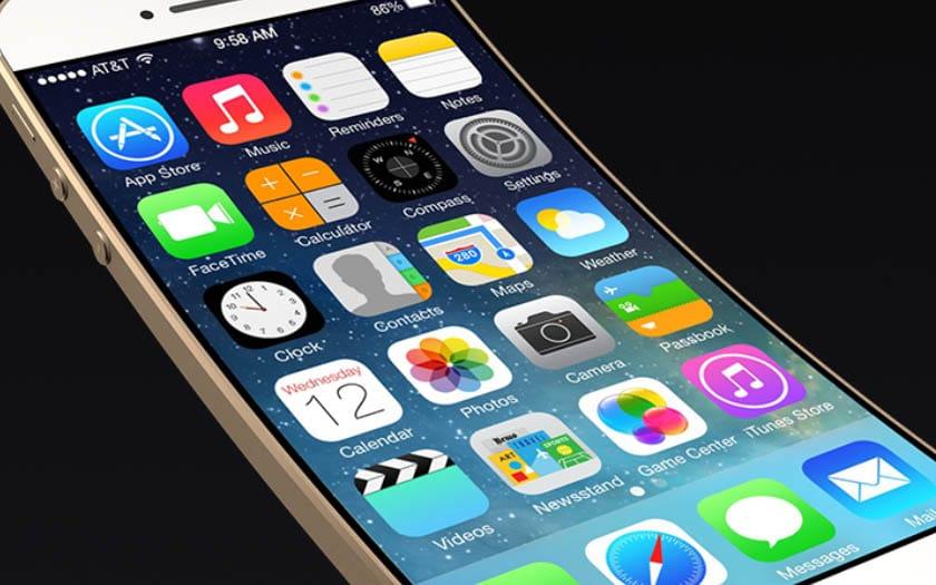 iphone incurve concave