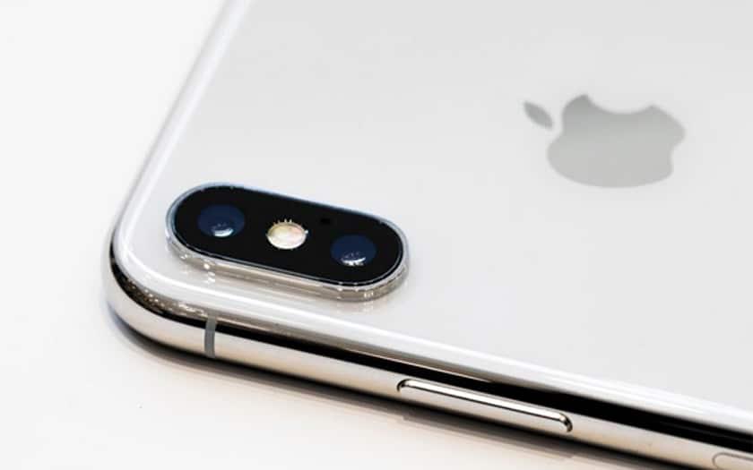 iPhone triple capteur photo