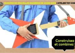 nintendo labo guitare