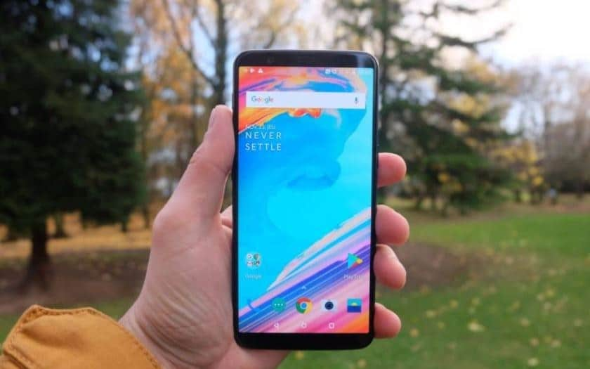 oneplus 5T mise a jour android oreo