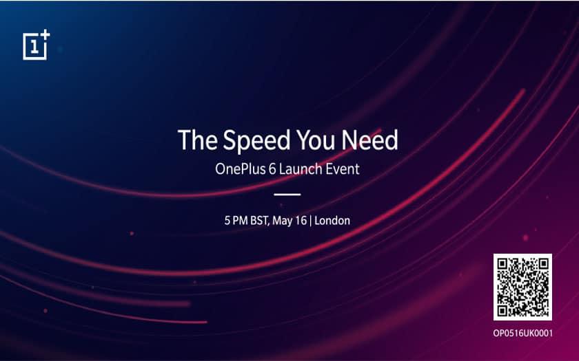 oneplus6 presentation