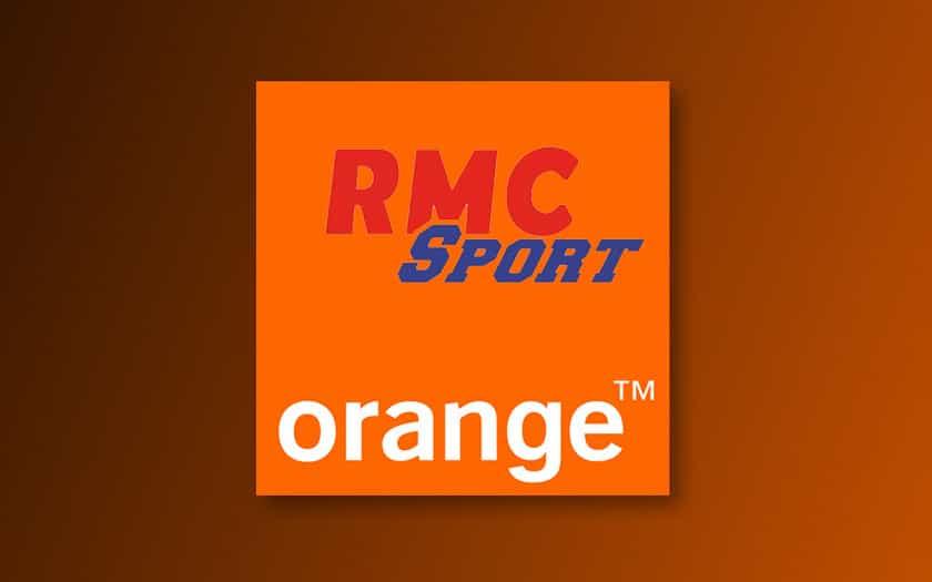 orange rmc sport
