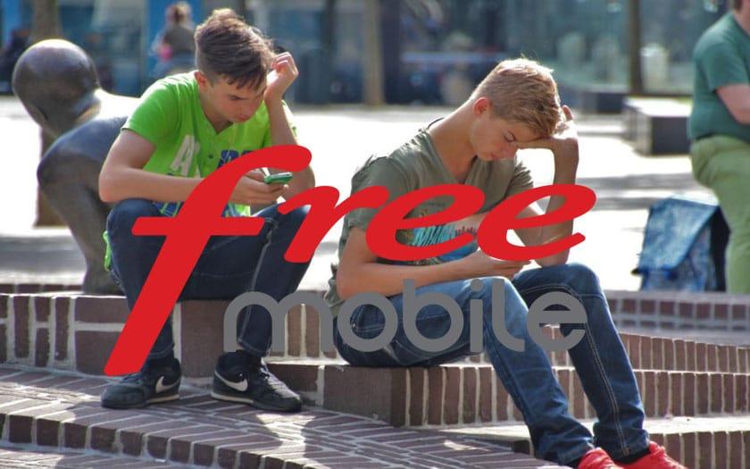 panne free mobile