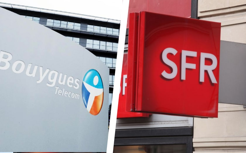 rachat SFR bouygues