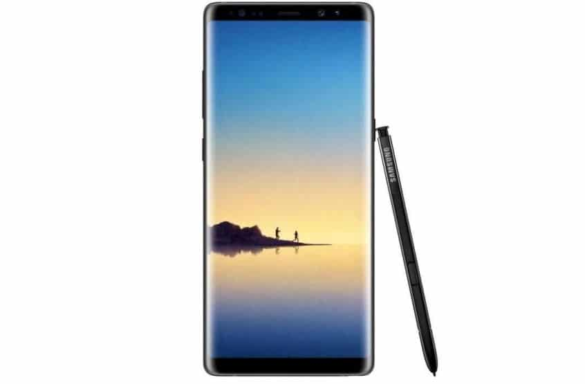 Samsung Galaxy Note 8 dual SIM noir