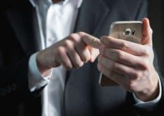 smartphone habitudes français
