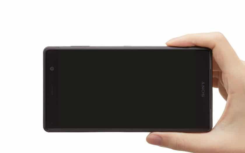 sony xperia xz2 premium officiel ecran 4K snapdragon 845