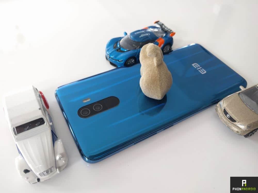 test elephone u pro