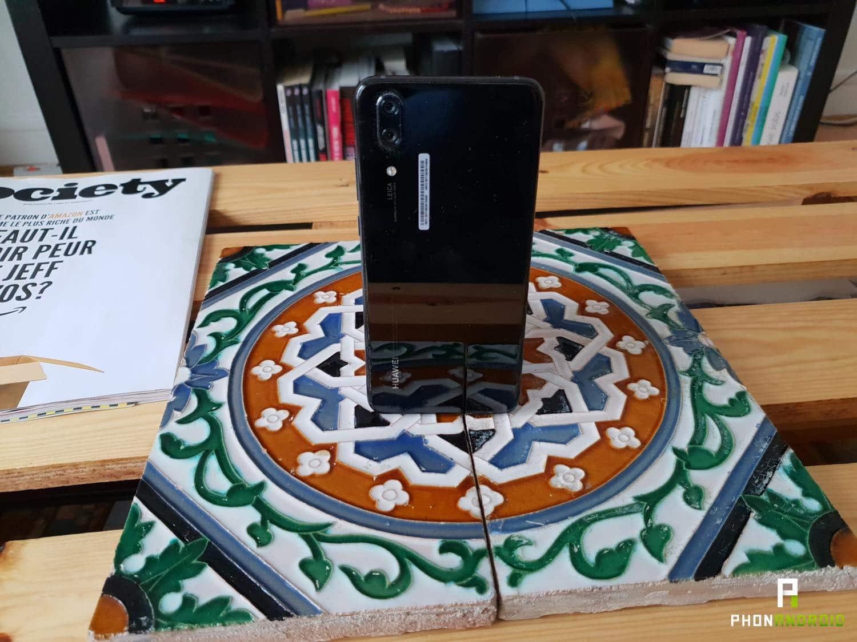 test huawei p20 design dos