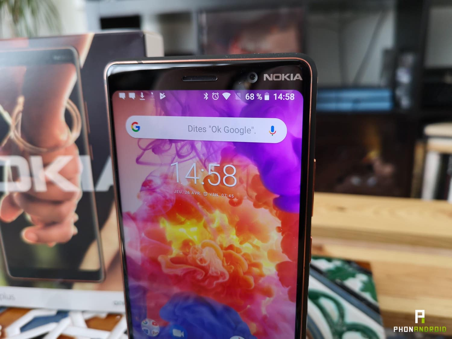 test nokia 7 plus display