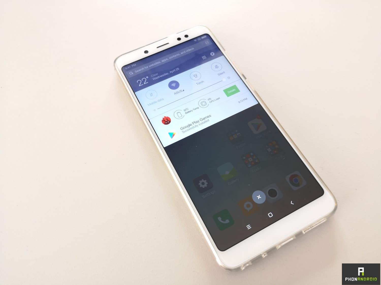 Xiaomi redmi note 5 pro test complet avis cran photo for Ecran photo test