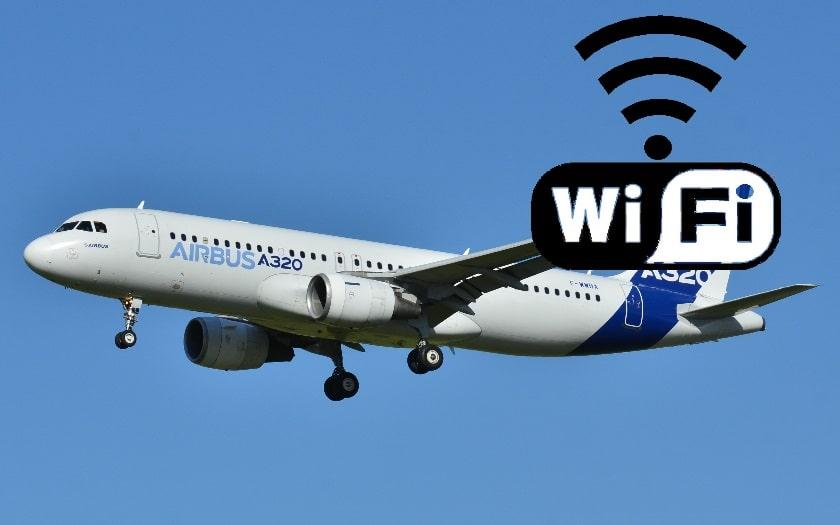 wifi avions vols europe
