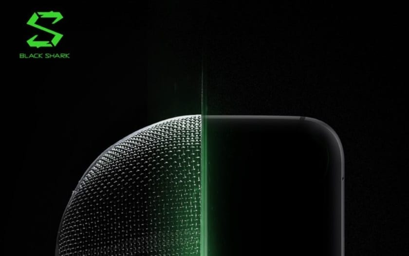 xiaomi black shark design photo