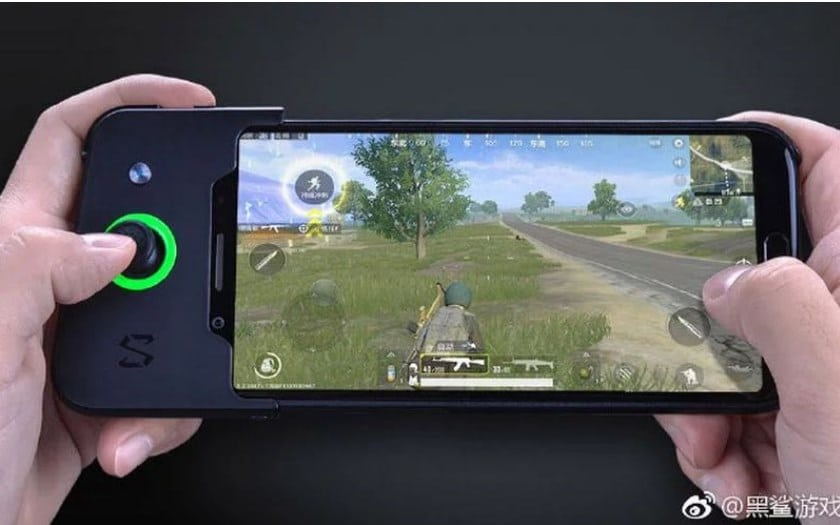xiaomi black shark officiel