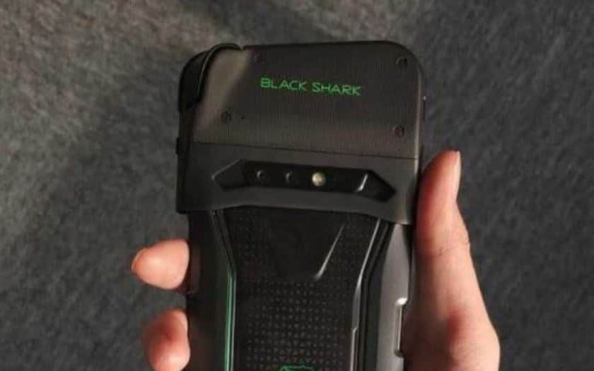 xiaomi black shark photo manette demontable bluetooth